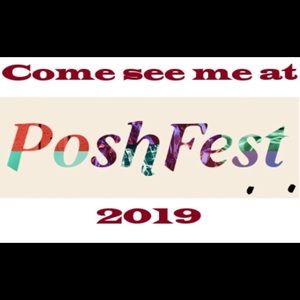 Poshfest 2019 - Like if you'll be there!